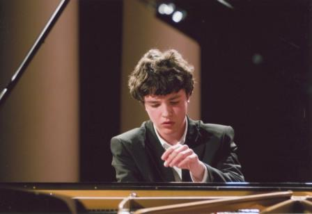 Rémi Geniet : winner of the 2nd prize of the Queen Elisabeth International Piano  © Rémi Geniet