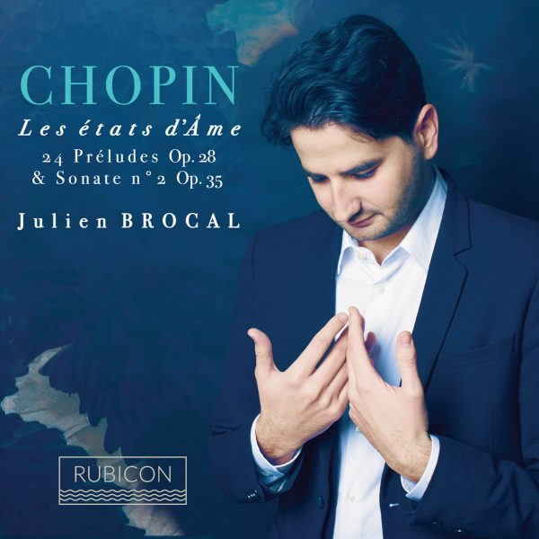 disque Julien Brocal