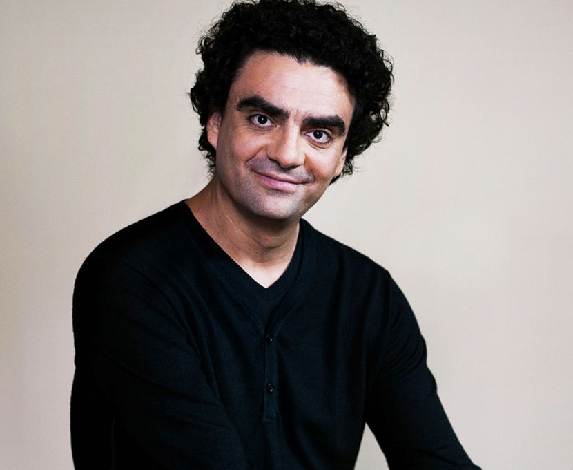 Rolando Villazon, cours d'interprétation public de chant